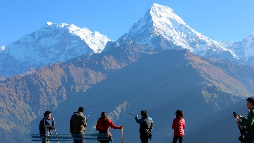 Nepal Hiking Tour !
