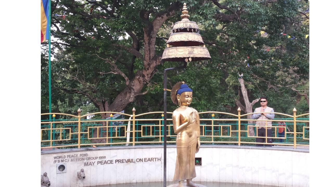 Kathmandu Heritage Day Tour !