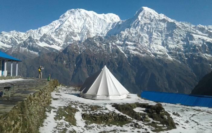 Mardi Himal Trek !