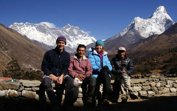 Everest Short Trek !