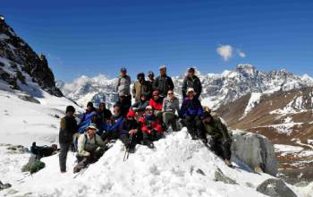 International Everest Day Observed ! Himalayan Trekking Company