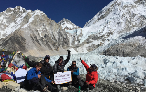 Everest Base Camp Trek !