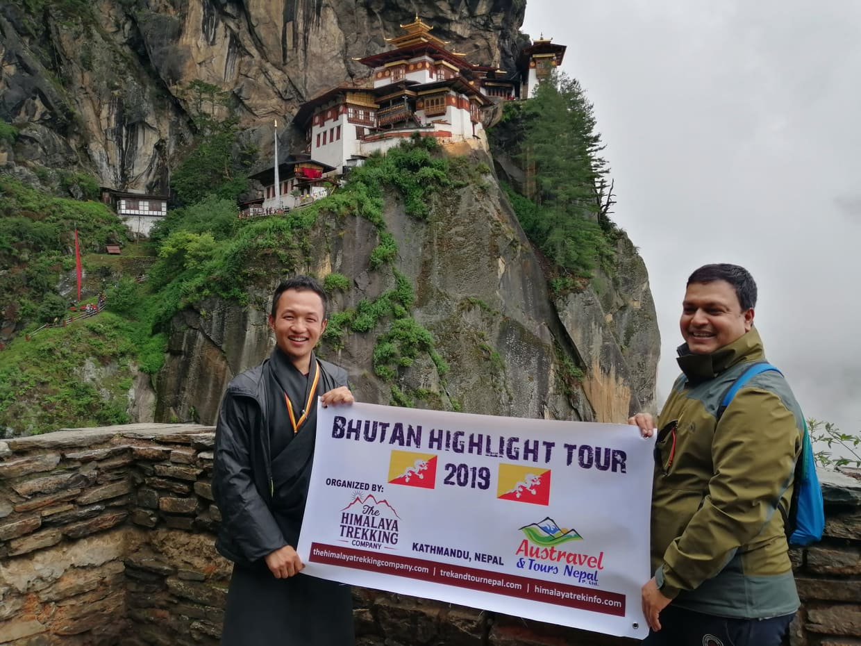 Highlight of Bhutan Tour !