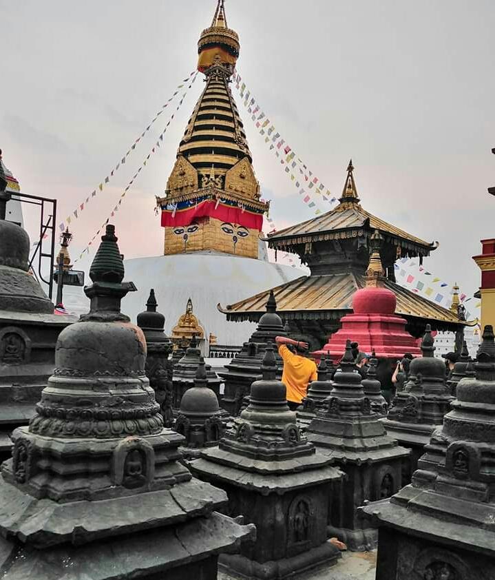 Kathmandu Heritage Tour !