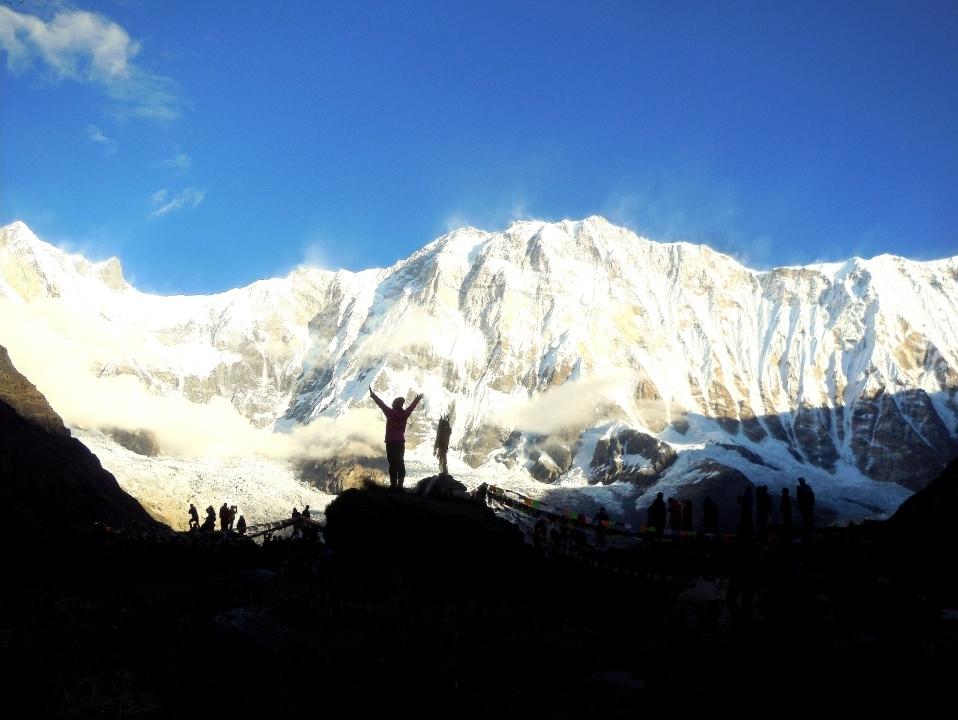 Annapurna Base Camp Trek !
