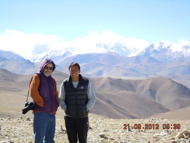 Tibet Overland Tour !